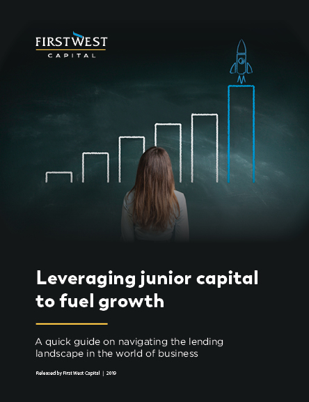 Leveraging junior capital to fuel growth
